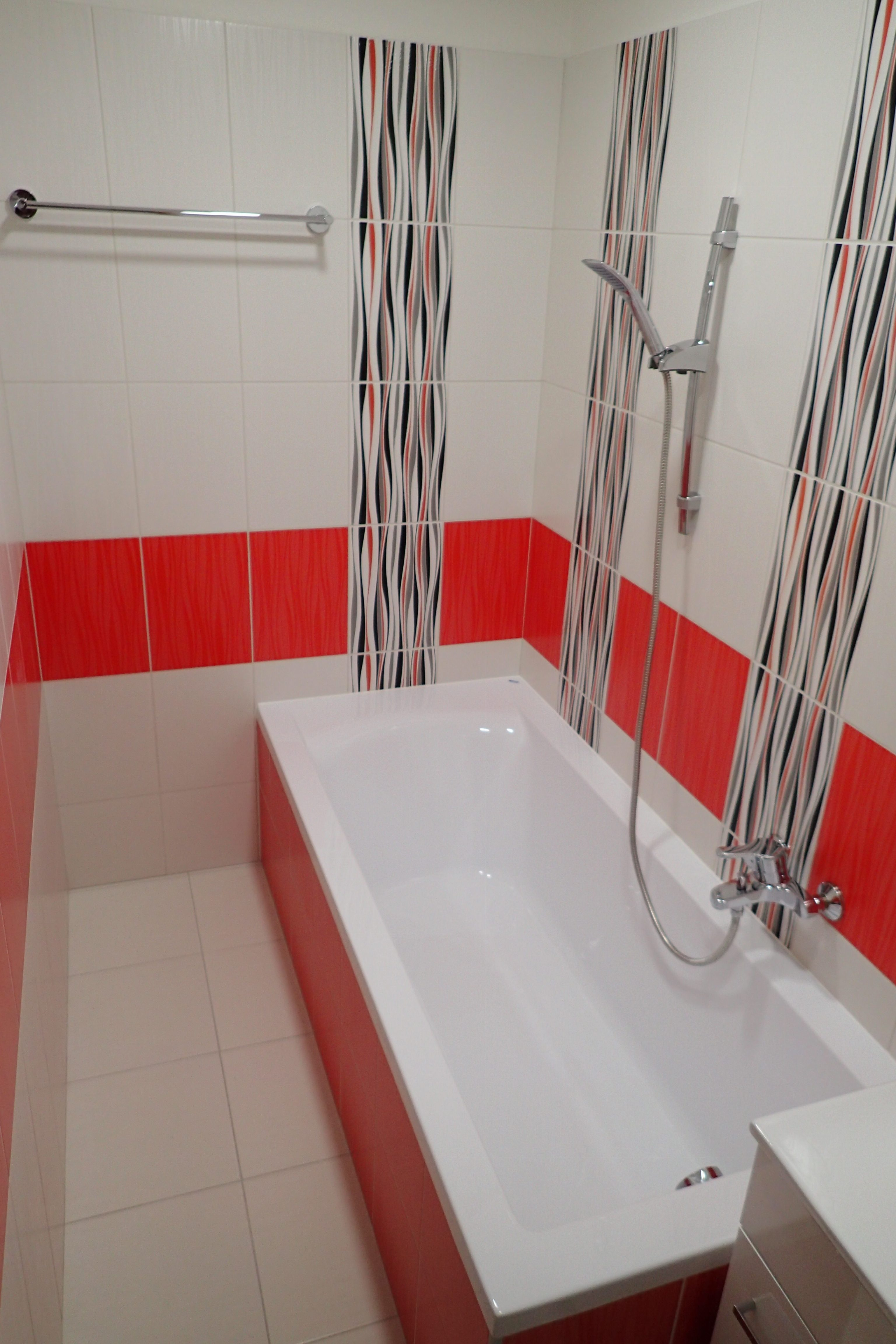 kúpelňa červená8